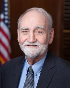 Photo of Lewis Borgfeld - President, District 2