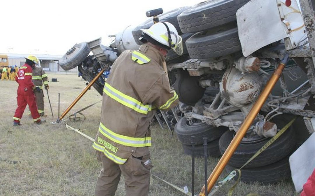 Nixon Volunteer Fire DeptRescue Tools