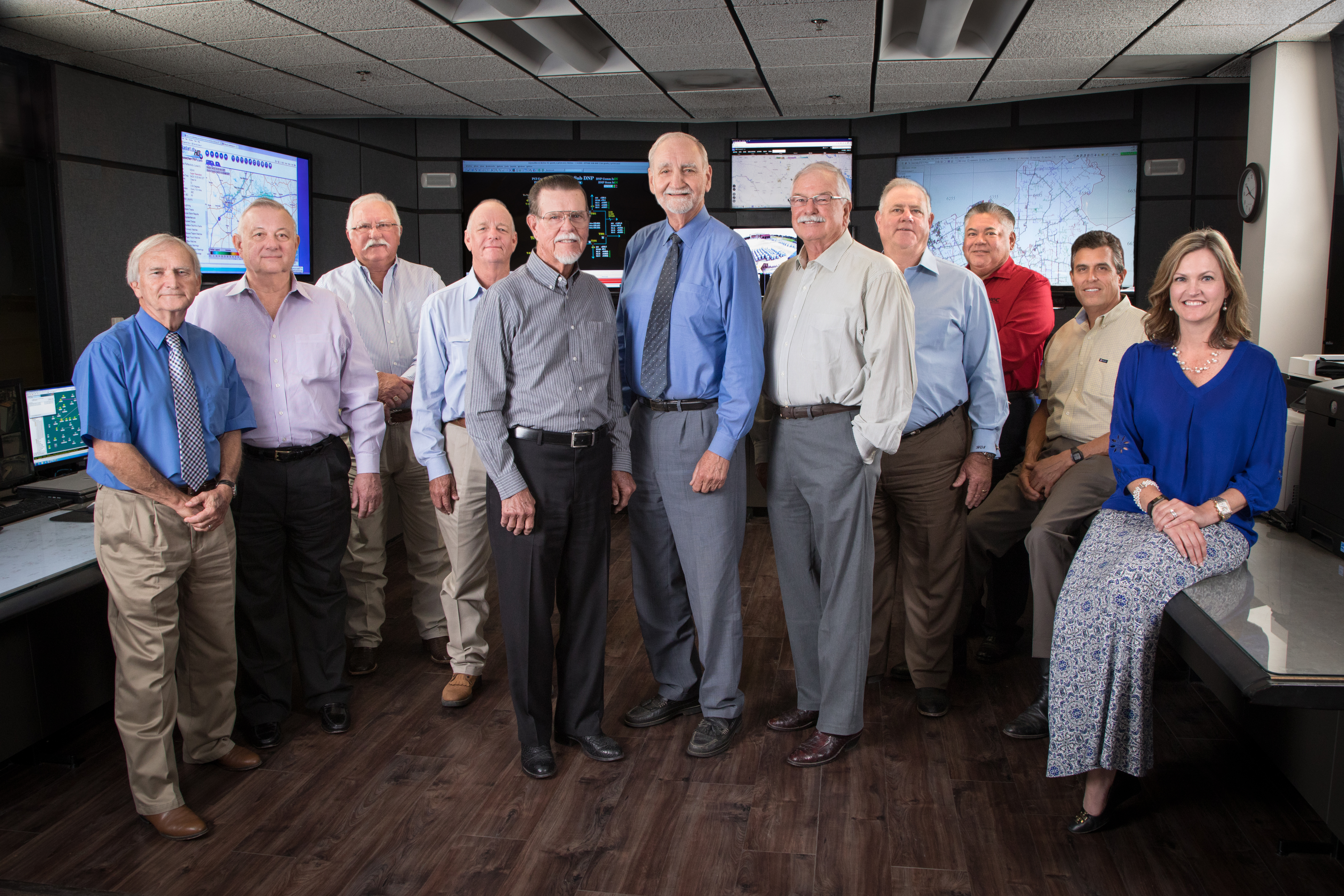 GVEC Board of Directors 2017