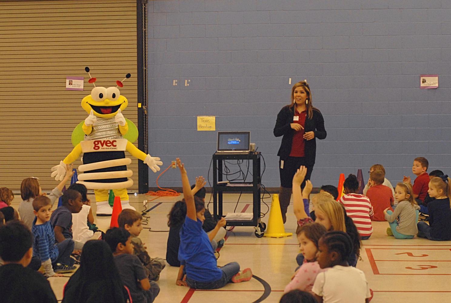 Educational Presentation to Children