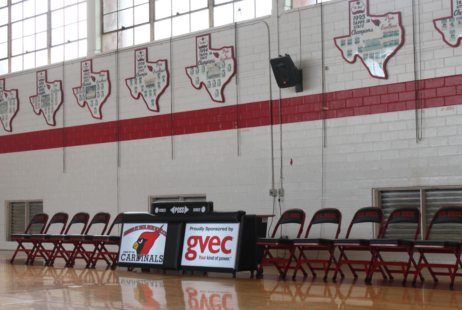 Sponsorships - Basketball Court