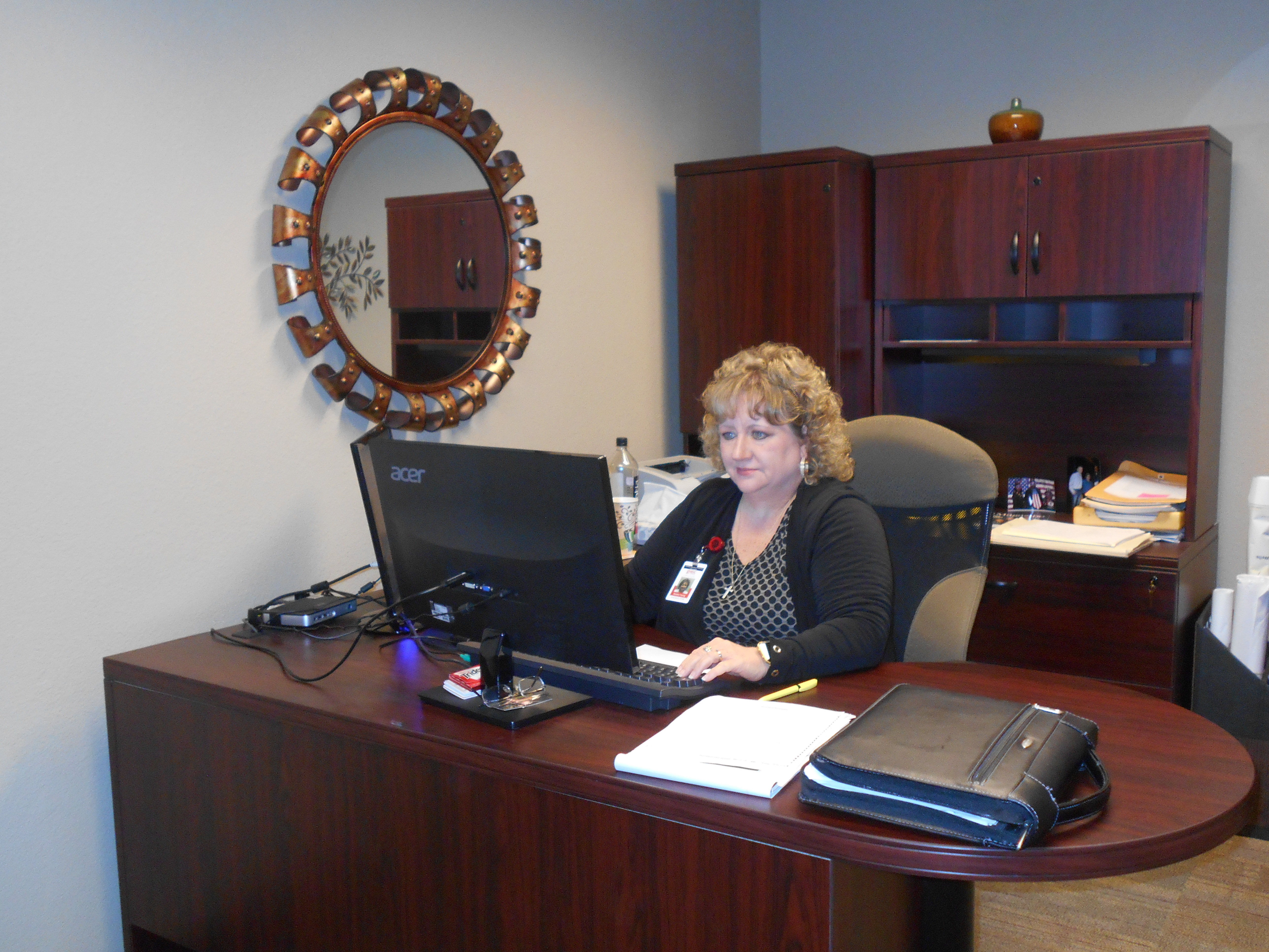 GVEC Field Services Manager Sandra Young