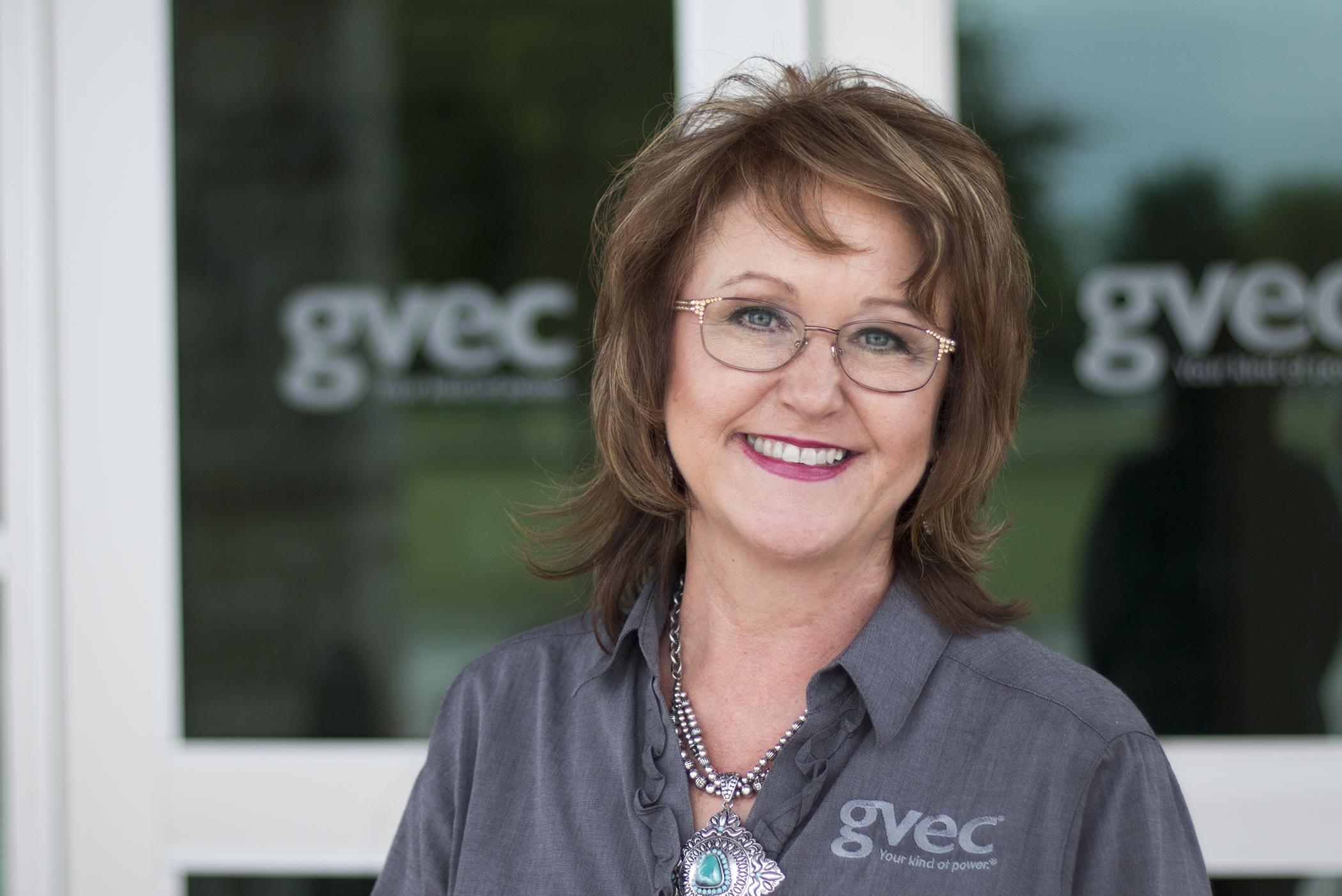 GVEC Executive Assistant Denise Stewart