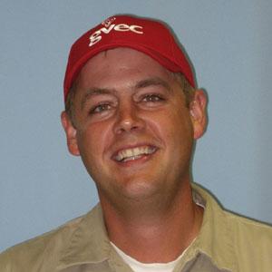 GVEC employee Jason Ward