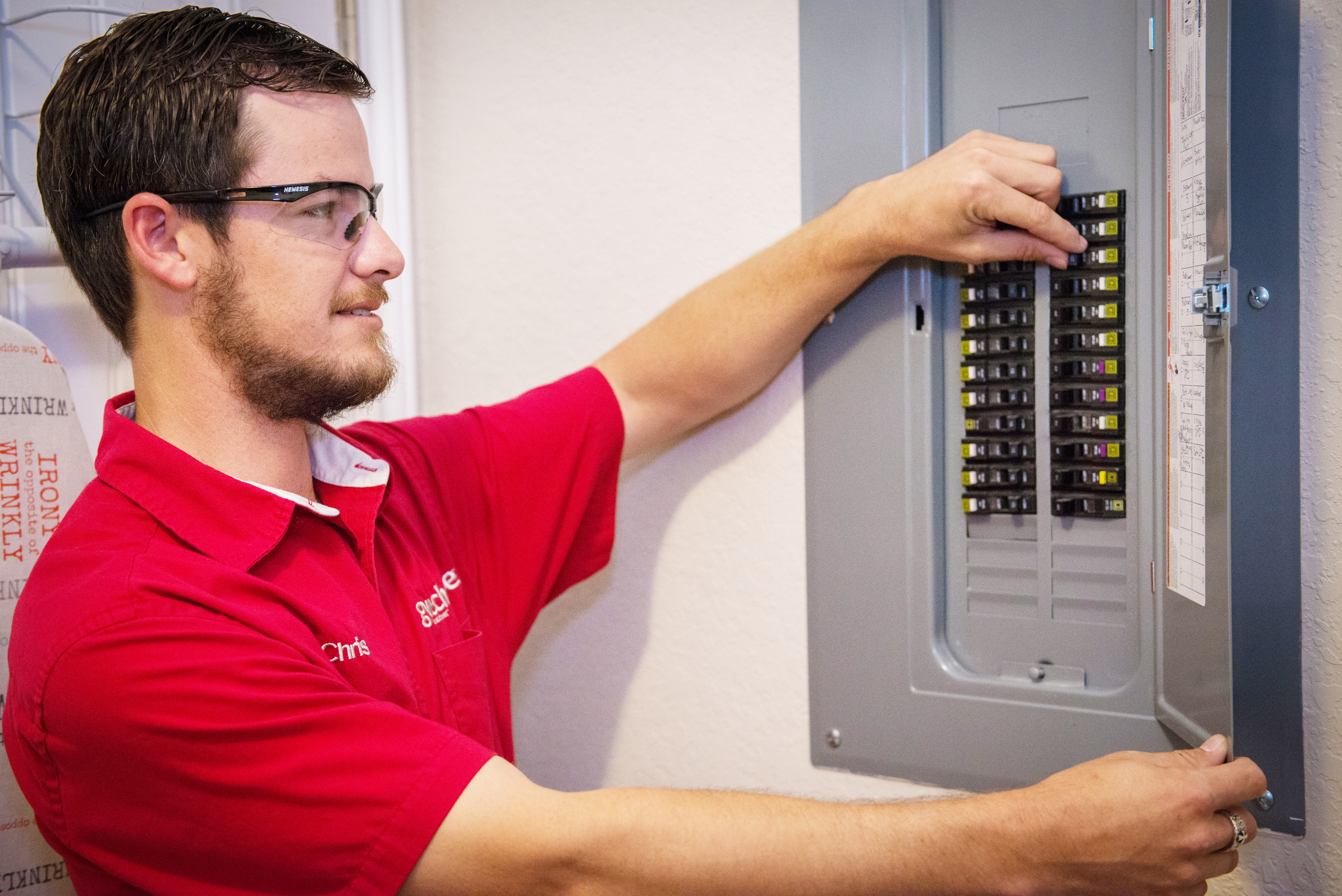 gvec electrician services
