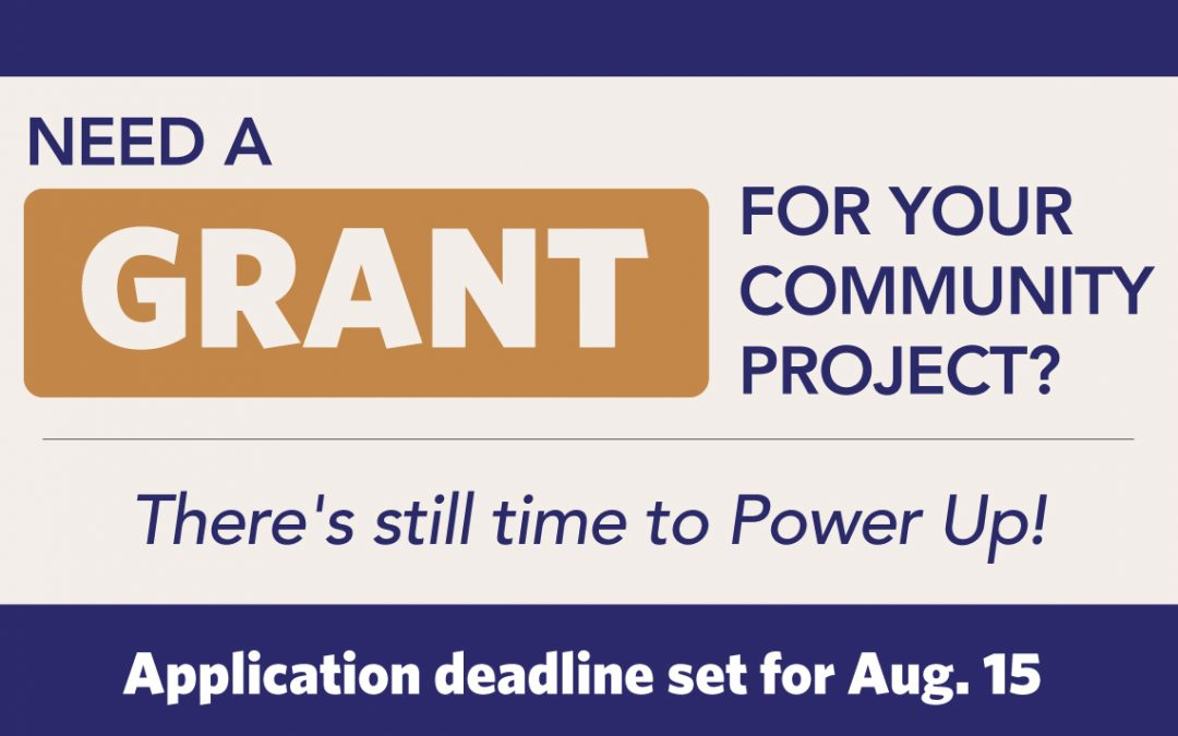 Need a Grant for Your Community Project?