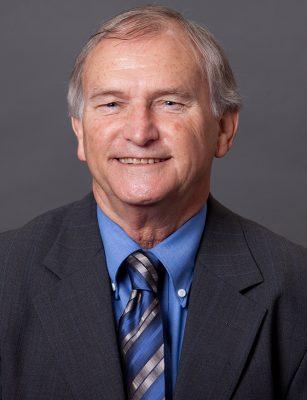 Retiring GVEC Director Dr. Tom DeKunder