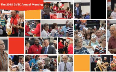 Resilient. Diversified. Strong: 2018 GVEC Annual Meeting Held June 22