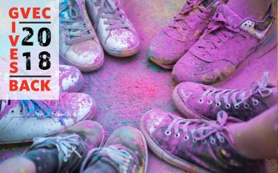 GVEC Gives Back: Running for Community…with Color