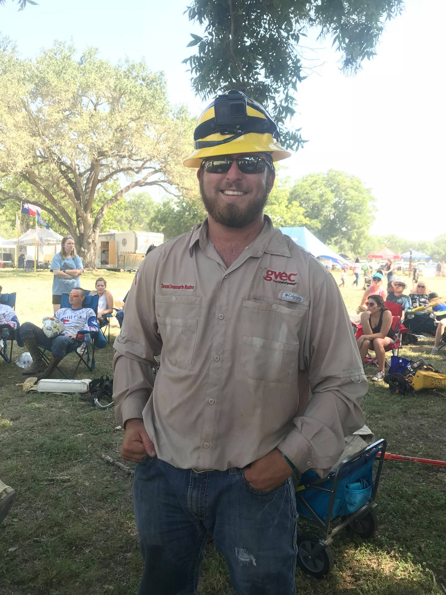 The Texas Lineman S Rodeo Experience Guadalupe Valley