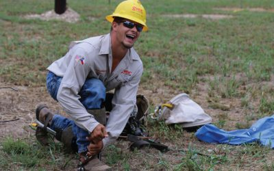 The Texas Lineman's Rodeo Experience