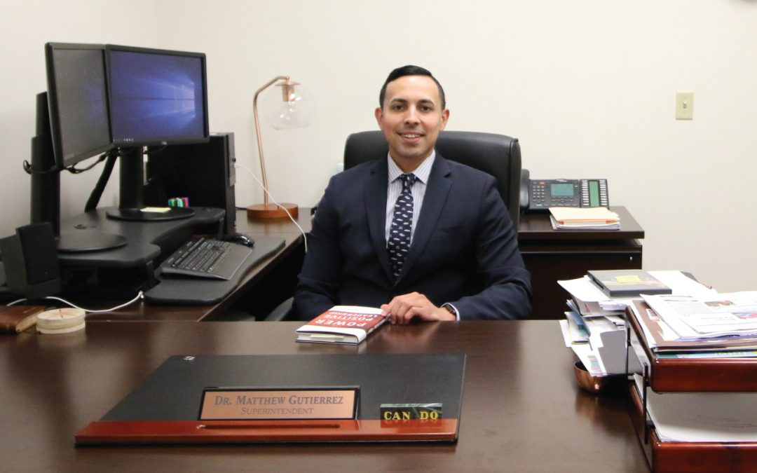 Building a Destination for Learning: Meet Seguin ISD Superintendent Dr. Matthew Gutierrez