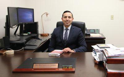 Building a Destination for Learning: Meet Seguin ISD Superintendent Dr. Matthew Gutierrez