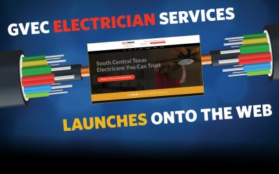 GVEC Electrician Services Launches onto the Web