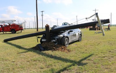 What to Do if You Come in Contact with an Electric Pole