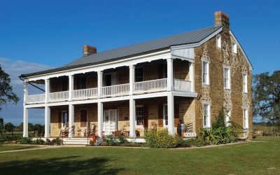 GVEC Power Up Spotlight — Polley Mansion: A Tribute to Texas History