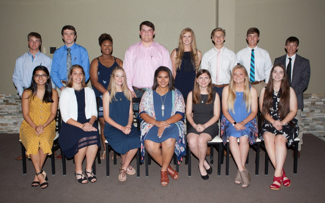 Area High School Students Earn GVEC Scholarships