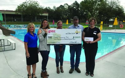 Power Up: Giving New Life to Historic Lavaca Swimming Pool