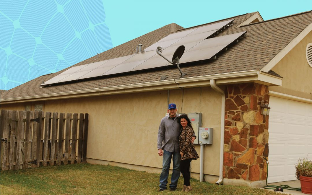 Solar Satisfaction: A Local Couple's Experience with a GVEC Solar Panel System