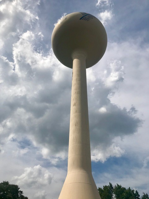 Water Towers: Purpose and Pride in Texas Towns