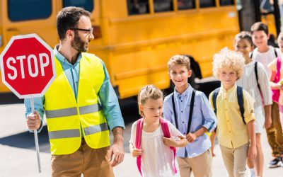 On the Road Back to School Safety