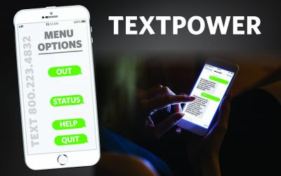 The Power of Outage Reporting…Just a Text Away