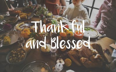 'Tis the Season to be Thankful