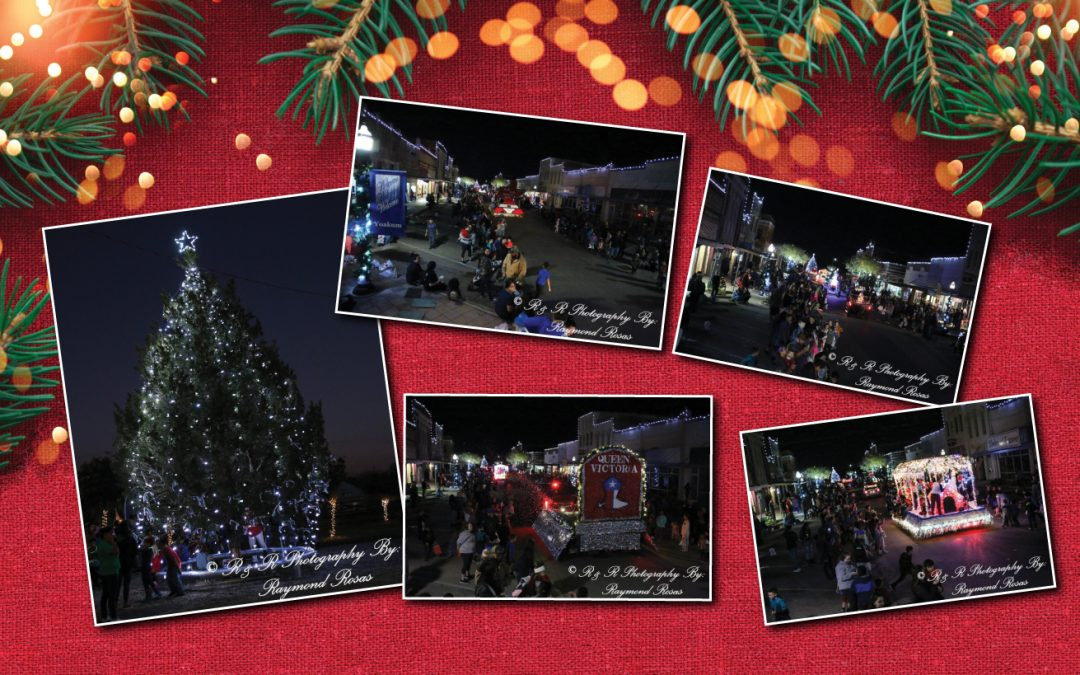 Lighting Up the Holidays: Yoakum Gets a Power Up for Christmas