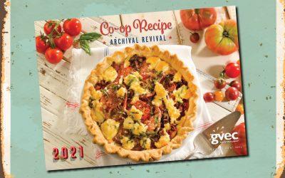 Free 2021 GVEC Recipe Calendars Available Now