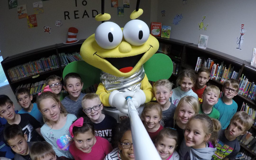 GVEC Announces Winners of the 2019 Louie the Lightning Bug Coloring Contest
