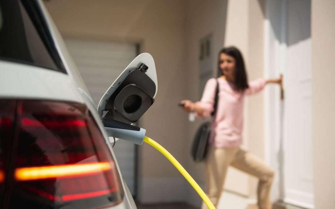 Own an Electric Vehicle? GVEC's EV Home Charger Installation Rebate Will Save You Time & Money!