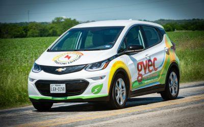 An EV Summer Road Trip Through South Central Texas
