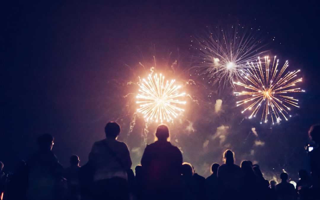 A July 4 Like No Other: 2021 In-Person Fireworks Across South Central Texas