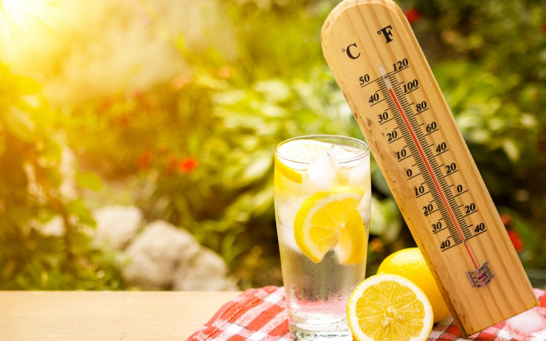 Summer Heat is Peaking: Stay Mindful of Your Usage!