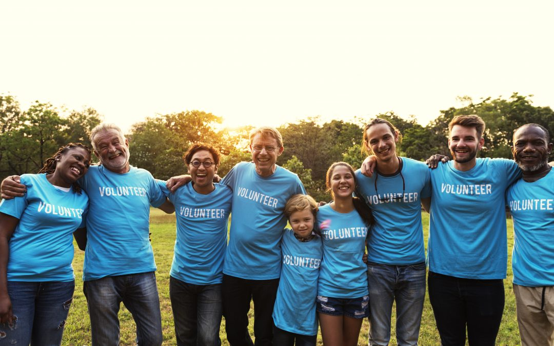 Community Volunteering: It's a Good Thing